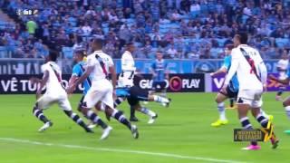 4ª Rodada do Campeonato Brasileiro 2017: Grêmio 2 x 0 Vasco (Melhores Momentos)