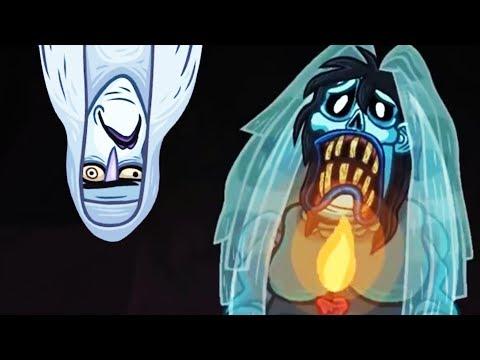 Troll Face Quest Horror Vs Troll Face Quest Horror 2 -  All Levels All Win Fail Walkthrough Gameplay