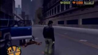 Grand Theft Auto III Gameplay (Playstation 2)
