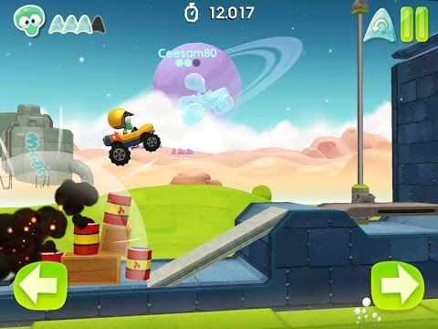 BIG BANG RACING iOS / Android Gameplay Trailer