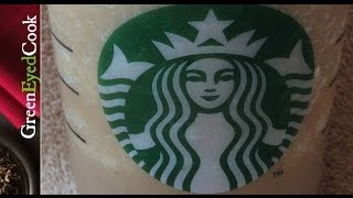 Starbucks Caramel Flan Frappuccino Blended Coffee Review