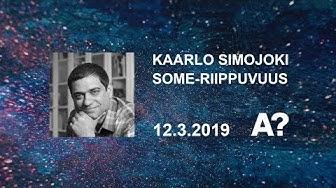 Some-riippuvuus – Kaarlo Simojoki