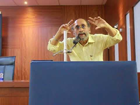 IDG NLUO- Guest Lecture by Paranjoy Guha Thakurta- Part 1 of 2- 4th August 2017.
