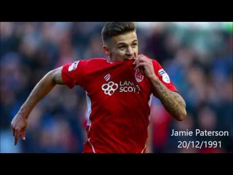 Jamie Paterson: 2014-17