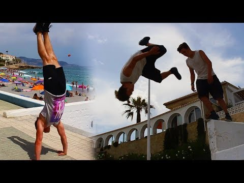 Workout Motivation 2017 | Calisthenics And Freerunning (Injured my hand)