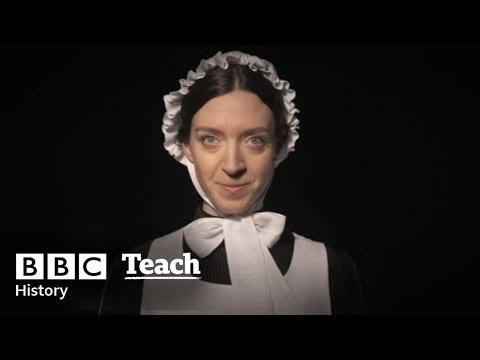 The life and work of Florence Nightingale (dramatisation)   History - True Stories