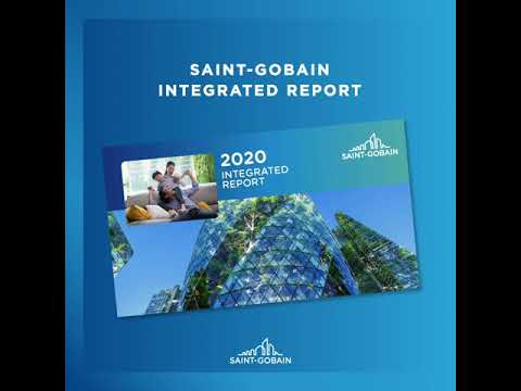 Saint-Gobain's first integrated report!