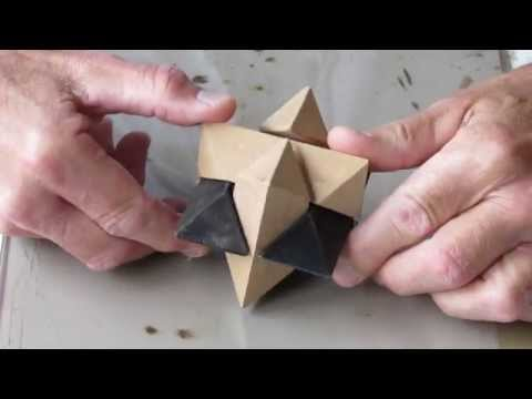 How To - Assemble a Six (6) Piece Wooden Star Puzzle