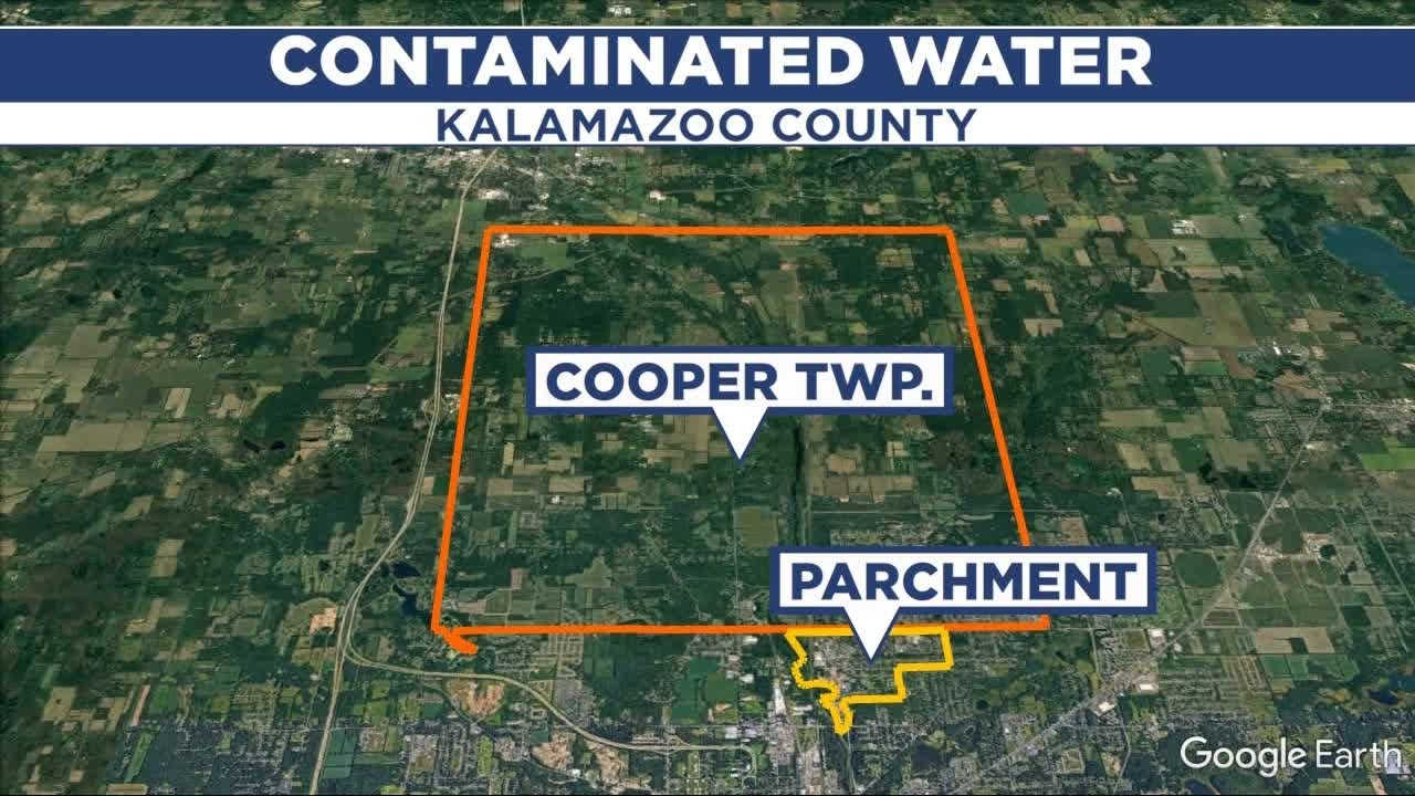 Some Kalamazoo County residents urged not to drink water due to PFAS on stewart county map, livonia county map, cooper township map, chillicothe county map, kalamazoo gis maps, joliet county map, kent county map, harrisburg pa county map, eugene county map, east idaho county map, akron county map, grand rapids county map, wayne county map, michigan map, springfield il county map, ottawa county map, sioux city county map, roosevelt county map, little rock county map, sedona county map,
