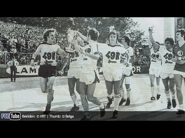 1976-1977 - Beker Van België - 06. Finale - Club Brugge - RSC Anderlecht 4-3