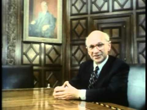 Free to Choose Part 3: Anatomy of a Crisis (Featuring Milton Friedman)