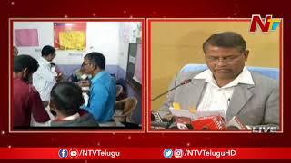All Arrangements Set For Municipal Elections Counting-  EC Officer Nagi Reddy | NTV