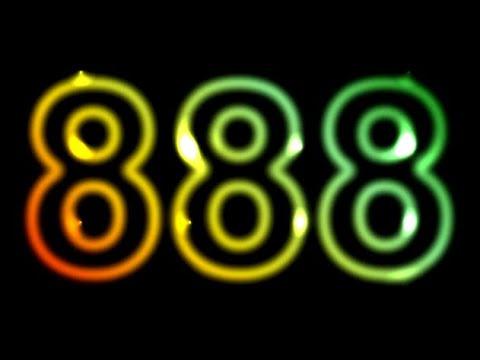 888 Second Timer with EDM music