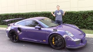 Download Here's Why the GT3RS Is the Ultimate Porsche 911 Mp3 and Videos