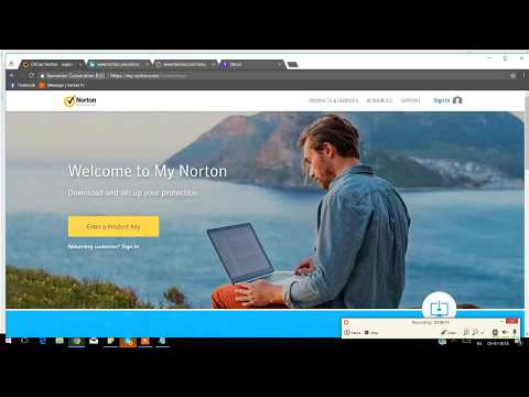 Norton Setup & Activation With Product Key In 5 Minutes