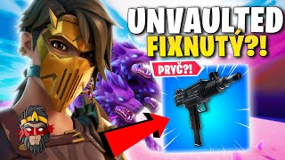 *NOVÝ* FIX UNVAULTED MÓDU VE FORTNITE!!