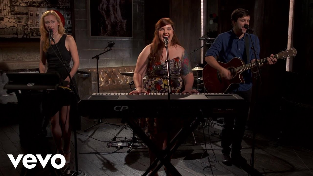 Mary Lambert - Secrets - Vevo dscvr (Live)