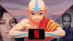 Der STARTTERMIN steht fest! | Netflix: Avatar - Der Herr der Elemente