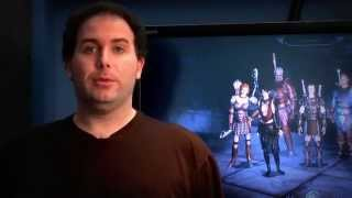Dragon Age Origins Official Guide Character Build