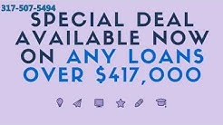 """NEW! Special Low Rates on Large """"Jumbo"""" Mortgage Loans 