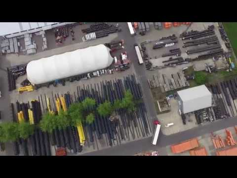 PipeLife drón videó / Drone video for PipeLife company Debrecen/Hungary
