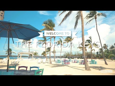 Florida Travel: Welcome to the Florida Keys