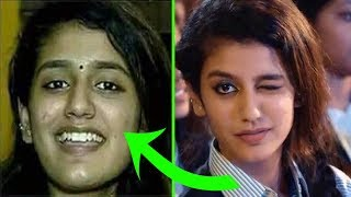 حقيقة الممثلة الهندية ام غمزه التي اشعلت مواقع التواصل Oru Adaar Love | Priya Prakash