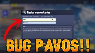 *AMAZING* BUG TO GET PAVOS TOTALLY *FREE* IN FORTNITE!! | FORTNITE FREE PAVOS