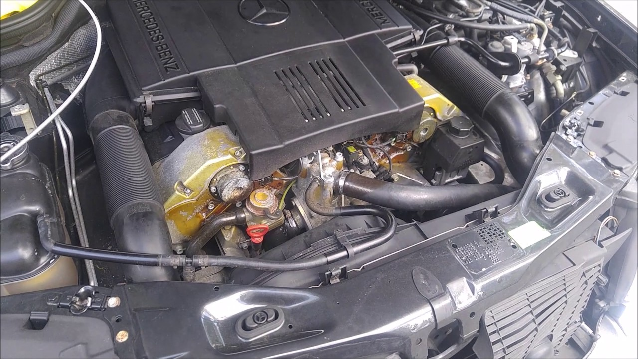 mercedes s420 1996 part 4 current repairs finished [ 1280 x 720 Pixel ]