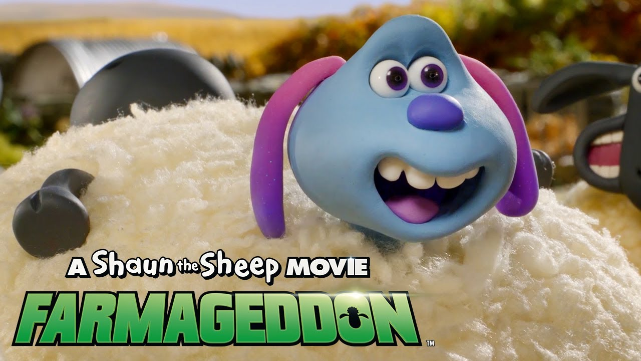 First Encounter Clip - A Shaun the Sheep Movie: Farmageddon