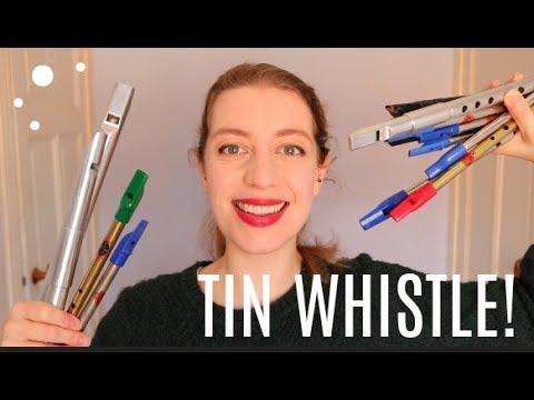 Intro To TIN WHISTLE! | Team Recorder
