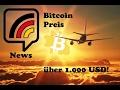BTC-Preis 1.000 USD!!! | Mirai-Botnetz | Bitcoin & Blockchain News | Wochenrückblick - KW 05/2017