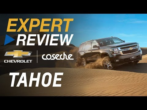 Expert Review Chevrolet Coseche: Tahoe