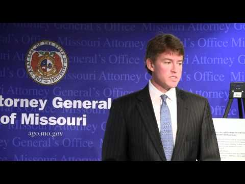 Missouri Attorney General Koster on spiking foreclosure complaints in Missouri