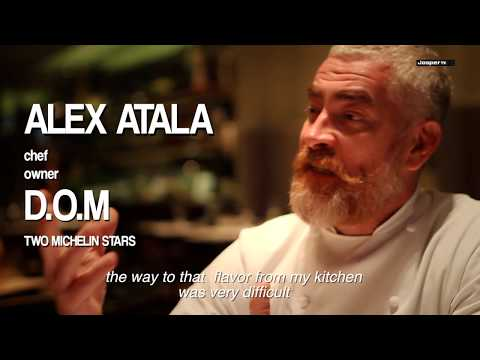 Josper and D.O.M by Alex Atala, Brasil