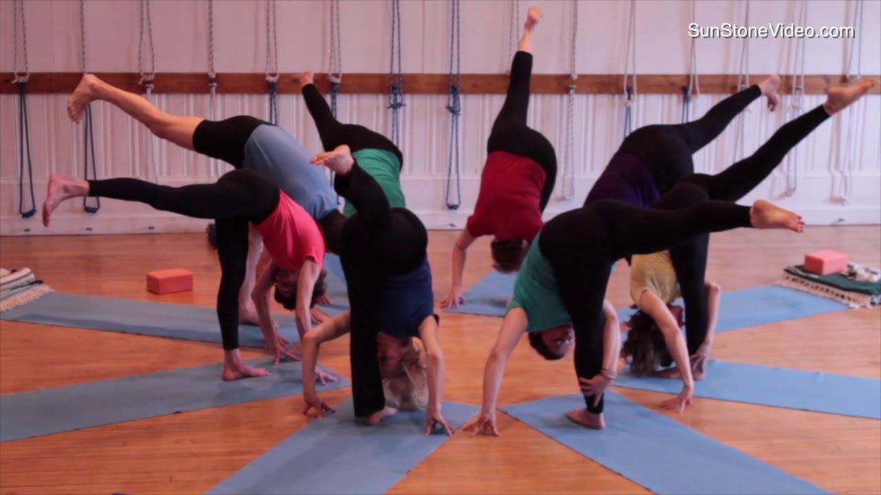 Studio Yoga Madison Open House 2019 Teacher Demo