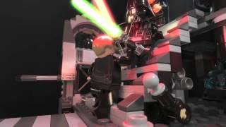 Конструктор Lego Star Wars 75093 Звезда Смерти: Последняя битва