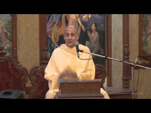 "Radhanath Swami on ""Great Heritage Of India Address To Hongkong Business Students"""