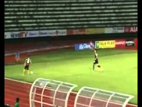 HIGHLIGHT YL1 2014 (M.14) PHUKET FC 2-0 KHONKAEN FC