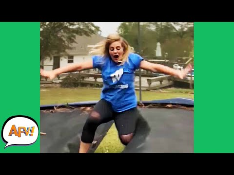 BUSTING Into the FAIL! 😅😂 | Fails of the Month | AFV 2020