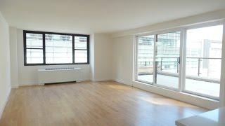 NYC $9599 2 Bed Luxury apartment tour with outdoor terrace 2016