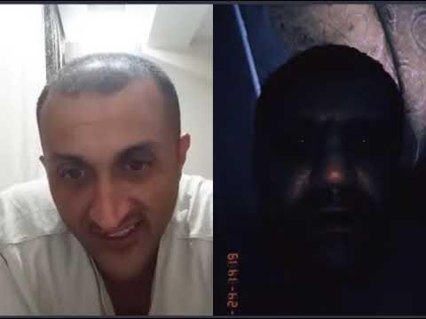 Азербайджанец и Армянин.