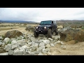 Off Road Testing of the New Lift and Suspension on the Jeep Wrangler JKU Rubicon