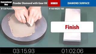 Lyndex-Nikken - NIKKEN Diamond Surface Video