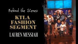 Stylish World Series Outfits with KTLA