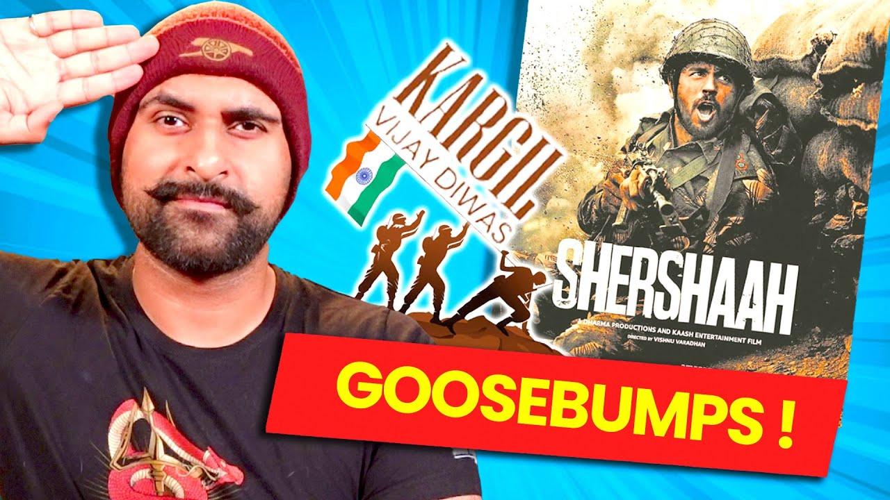Shershaah Trailer Review | Story Of Captain Vikram Batra | Kargil Vijay Diwas