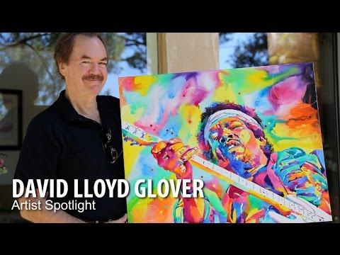 Artist Interview - David Lloyd Glover