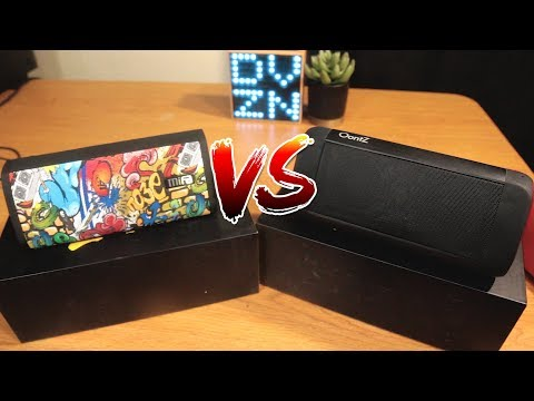 Better Than The Oontz??? Mifa A10 Bluetooth Speaker Review & Sound Test