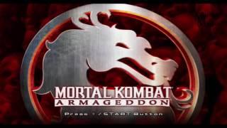 Mortal Kombat Armageddon Wii Gameplay HD