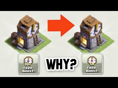 What Happened To The Clock Tower? | Clash Of Clans New Update [NightWitch & Roaster]